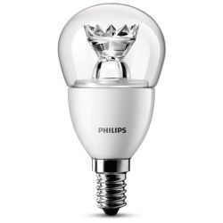 Philips LED Tropfen 3W (25W) E14 klar warmweiß Bild0