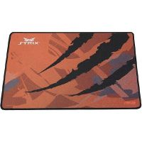 Asus STRIX Glide SPEED Gaming Mauspad orange schwarz 90YH00F1-BDUA00