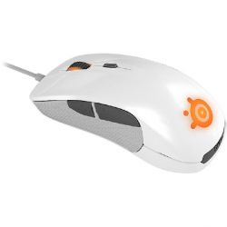 SteelSeries Rival 300 Gaming Maus weiß 62354 Bild0