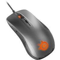 SteelSeries Rival 300 Gaming Maus grau 62350