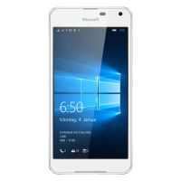 Microsoft Lumia 650 LTE weiß Windows 10 mobile Smartphone