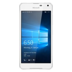 Microsoft Lumia 650 LTE weiß Windows 10 mobile Smartphone Bild0