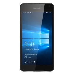 .Microsoft Lumia 650 LTE schwarz Windows 10 mobile Smartphone Bild0