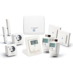 Homematic IP Allround Paket Smart Home Bild0