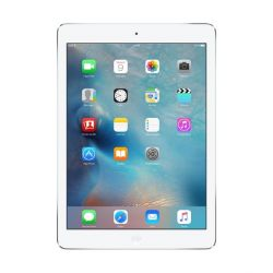 Apple iPad Air Wi-Fi 32 GB Silber Renewd Bild0