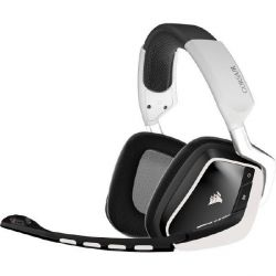 Corsair Gaming VOID Wireless RGB WHITE Dolby 7.1 Gaming Headset CA-9011145-EU Bild0