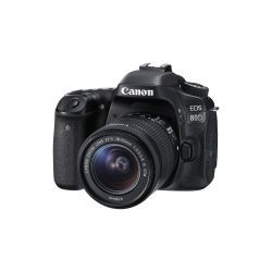 Canon EOS 80D Kit 18-135mm IS USM Spiegelreflexkamera *Winter Aktion* Bild0