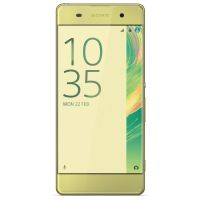 Sony Xperia XA lime-gold Android Smartphone