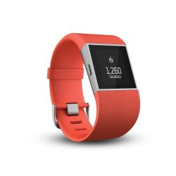 Fitbit Surge Fitness Tracker orange small Bild0