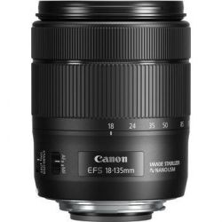 Canon EF-S 18-135mm f/3.5-5.6 IS USM Reise Zoom Objektiv *Aktion* Bild0