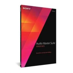 SONY Audio Master Suite 2 - Box Upgrade Bild0