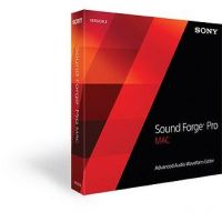 SONY Sound Forge Pro 2.5 Academic, Mac - ESD