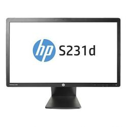 "HP EliteDisplay S231d LED (23"") 58,4cm FHD 16:9 DVI/DP/USB 7ms LS LED Bild0"