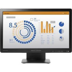 "HP ProDisplay P202va, (19.5"") 49,5cm 16:9 FHD VGA/DP 8ms 5Mio:1 LED Bild0"