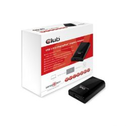 Club 3D USB 3.0 auf DisplayPort 1600p Grafikadapter 0,6m CSV-2301 Bild0