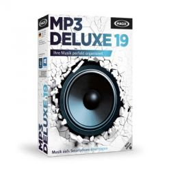 MAGIX MP3 deluxe 19 Box Bild0