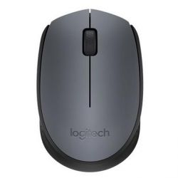 Logitech Wireless Mouse M170 grau 910-004642 Bild0