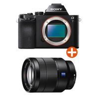 Sony Alpha 7 Kit 24-70mm f/4.0 ZA OSS Systemkamera (SEL-2470Z)