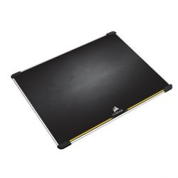 Corsair Gaming Mauspad MM600 Medium Dual Sided Aluminum  352mm x 272mm schwarz Bild0