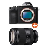 Sony Alpha 7 Kit 24-240mm f/3.5-6.3 OSS Systemkamera (SEL-24240)