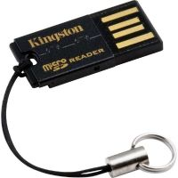 Kingston USB microSD/SDHC/SDXC  Card Reader