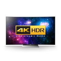 "SONY 4K Bravia 55SD8505 139cm 55"" UHD HDR Curved Fernseher"