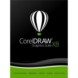 CorelDRAW Graphics Suite X8 EN - DVD Bild0