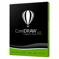 CorelDRAW Graphics Suite X8 Education Edition DE - DVD