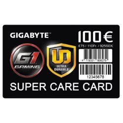 Gigabyte Super Care Card 100€ Bild0