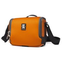 Crumpler Base Layer Camera Cube M Kameratasche orange
