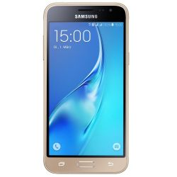 Samsung GALAXY J3 (2016) Duos J320FD gold Android Smartphone Bild0