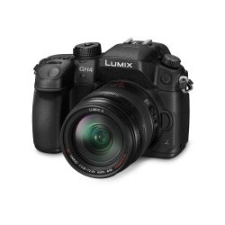 Panasonic Lumix DMC-GH4 Kit 12-60mm f/3.5-5.6 OIS Systemkamera Bild0