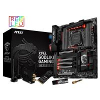 MSI X99A Godlike Gaming Carbon X99 ATX Mainboard Sockel 2011-3