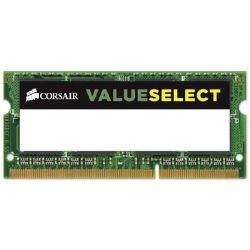 8GB Corsair Value Select DDR3L-1600 MHz CL 11 SODIMM Notebookspeicher Bild0
