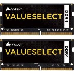 8GB (2x4GB) Corsair Value Select DDR4-2133 MHz CL 15 SODIMM Notebookspeicher  Bild0