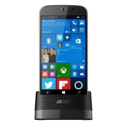 Acer Liquid Jade Primo schwarz Windows 10 Mobile inkl. Docking Station Bild0
