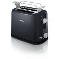 Philips HD2567/20 Daily Collection Toaster schwarz