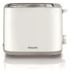 Philips HD2596/00 Daily Collection Toaster weiß Bild0