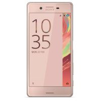 Sony Xperia X rosé-gold Android Smartphone