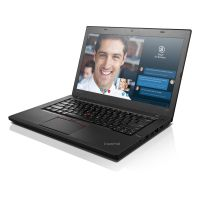 Lenovo ThinkPad T460 Notebook i7-6600U Full HD matt SDD Windows 7 Pro
