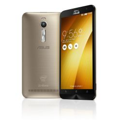 ASUS ZenFone 2 ZE551ML-6G805WW gold 32GB Dual-SIM Android Smartphone Phablet Bild0