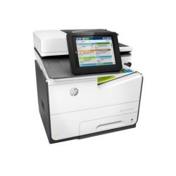 HP PageWide Enterprise Color MFP 586dn Tintenstrahldrucker Scanner Kopierer LAN Bild0