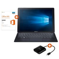 Samsung GALAXY TabPro S W700N + Office 365 Personal + Multiport-Adapter
