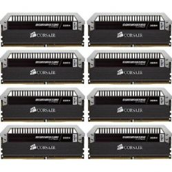 128GB (8x16GB) Corsair Dominator Platinum DDR4-2400 CL14 (14-16-16-31) DIMM-Kit  Bild0