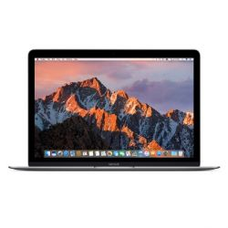 "Apple MacBook 12"" 1,1 GHz Intel Core M 8GB 256GB HD515 Spacegrau MLH72D/A Bild0"