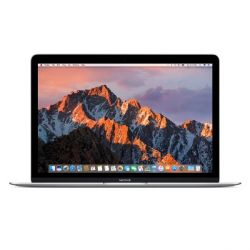 "Apple MacBook 12"" 1,1 GHz Intel Core M 8GB 256GB HD515 Silber MLHA2D/A Bild0"