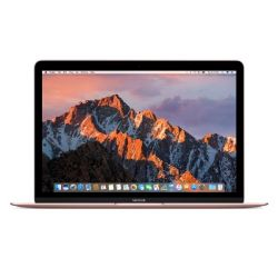 "Apple MacBook 12"" 1,1 GHz Intel Core M 8GB 256GB HD515 Roségold MMGL2D/A Bild0"