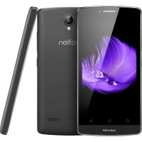 TP-LINK Neffos C5L LTE Dual-SIM dark grey Android 5.1 Smartphone