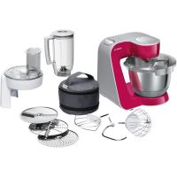 Bosch MUM58420 Universal-Küchenmaschine CreationLine Red Diamond