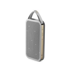 B&O PLAY BeoPlay A2 Bluetooth Lautsprecher Champagne Grey Bild0